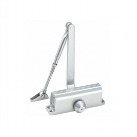 Used widely die casting alloy aluminium door closer