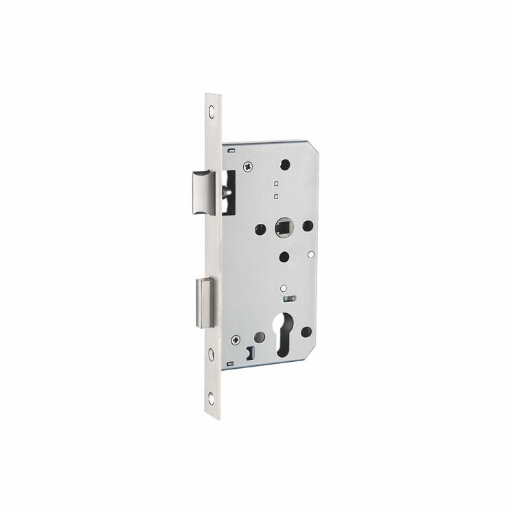 high security 7255 mortise door cylinder lock for wooden door