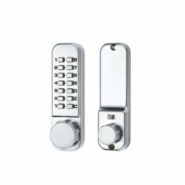Mechanical Keypad Smart Door Locks Code Locks