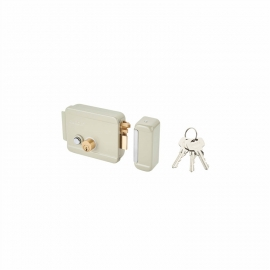 high theft-guarding performance electric control key lock