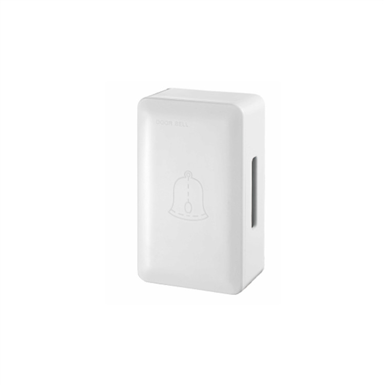 white ding dong hotel dnd wired door bell DC12V/AC220V