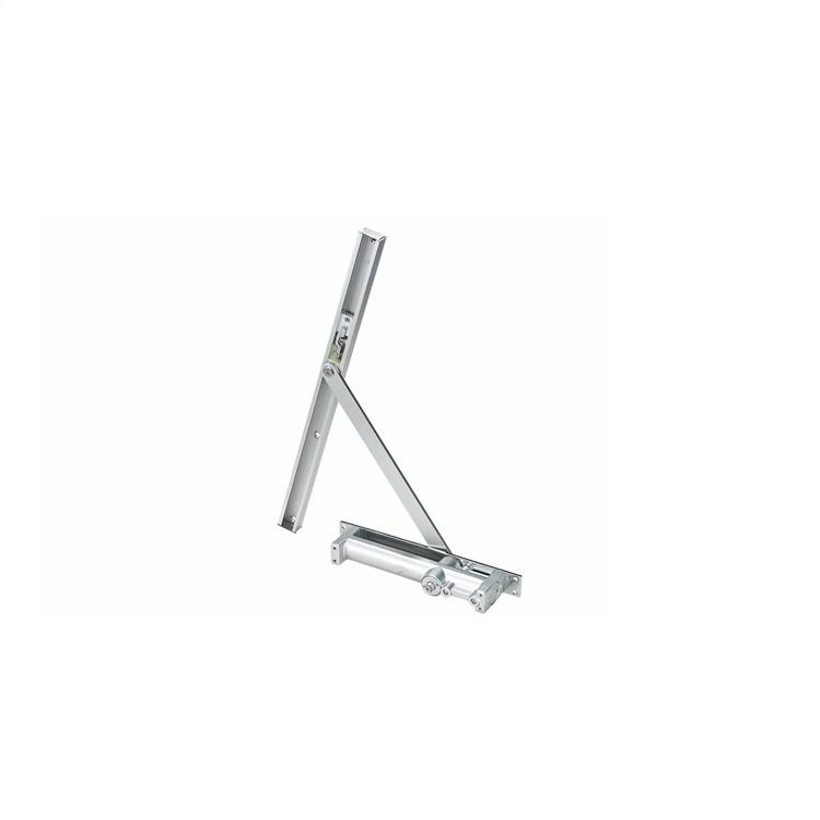 light duty adjustable closing & latching speed concealed door closer
