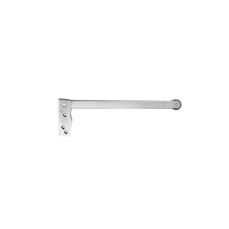 high quality fire rated stainless steel door coordinator
