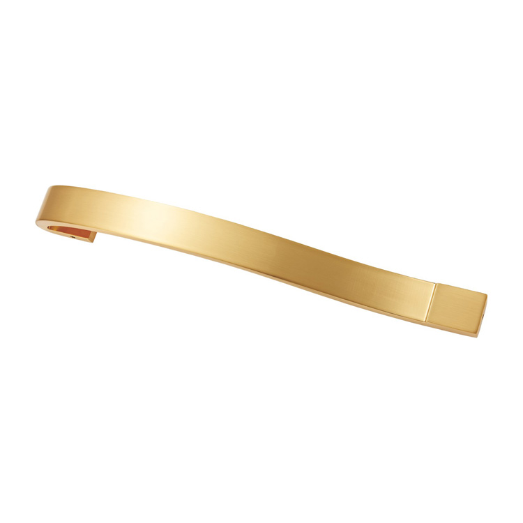 hot selling classical design golden zinc alloy pull handle