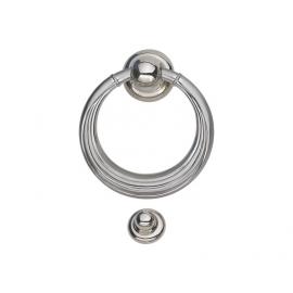 high standard zinc alloy classical round shape door knocker for door
