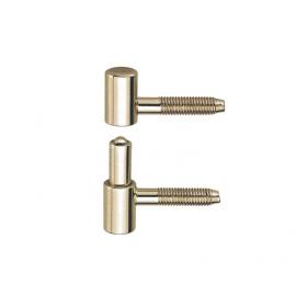 china manufacture factory high standard zinc alloy screw hinge