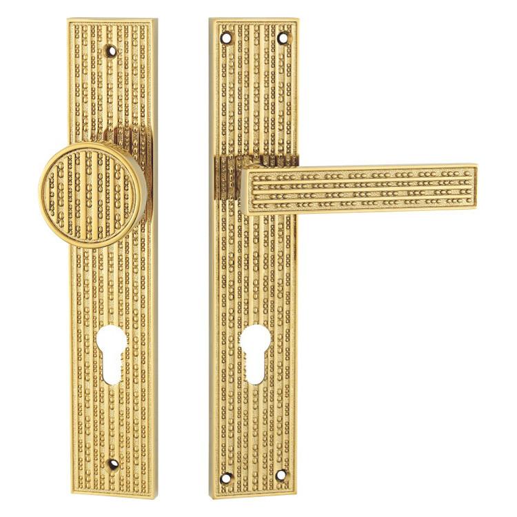 Handle Knobs PVD Color Door Locks Handles