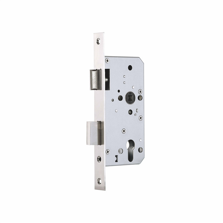 7255 Stainless Steel Escape Function Lock Suitable For Euro Cylinders lock body