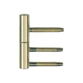 china factory high standard zinc alloy screw hinge