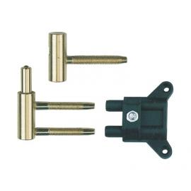 akada factory high standard zinc alloy screw hinge