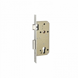 High Quality 8545 Brass Cylinder Mortise Lock Body For Wood Doors