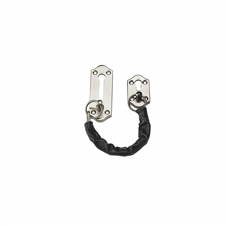 Stainless steel door safety chain high-quality door guard chain