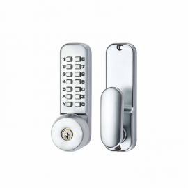 Safe Mechanical Code Lock With Keypad Door Lock