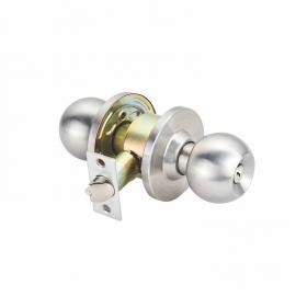 Door Knob Locksets For Bathroom, Privacy, Entrance