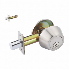 Heavy Duty Commercial Deadbolts With Switch Turns