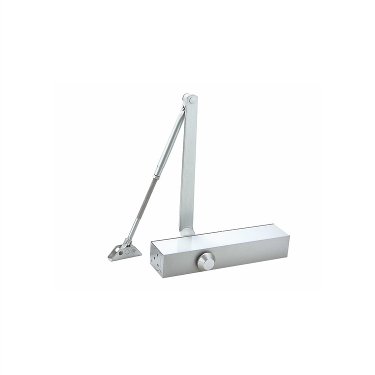 BS EN1154 standard design fire rating adjustable door closer for commercial use