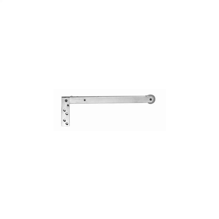 high quality DS-002 stainless steel door coordinator