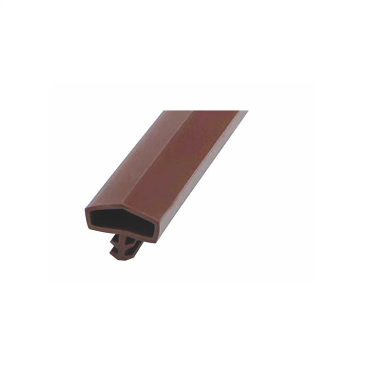 PVC or TPE 25M rebate door seal