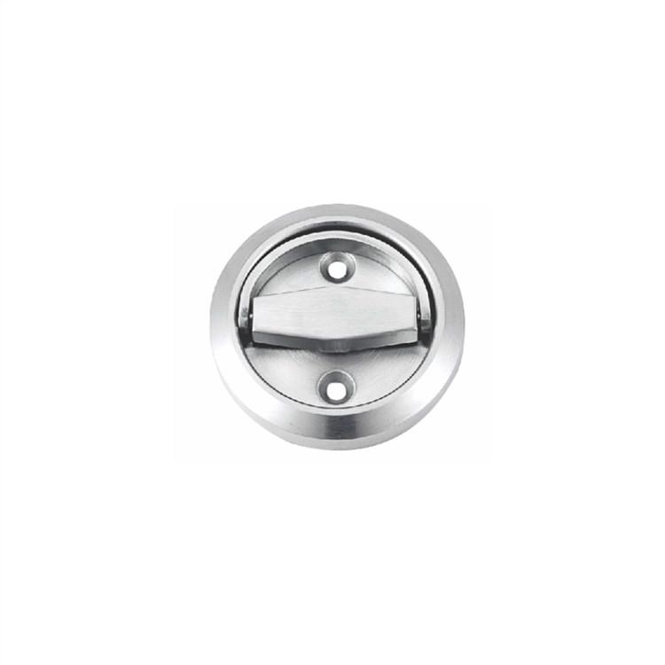 round recessed door handles flush finger pulls