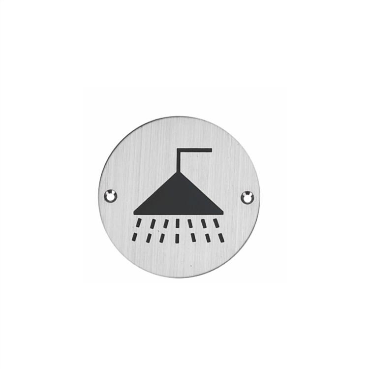 shower symbols