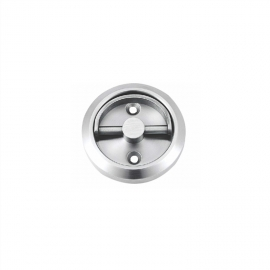 round recessed door handles flush finger pulls for doors , cabinet