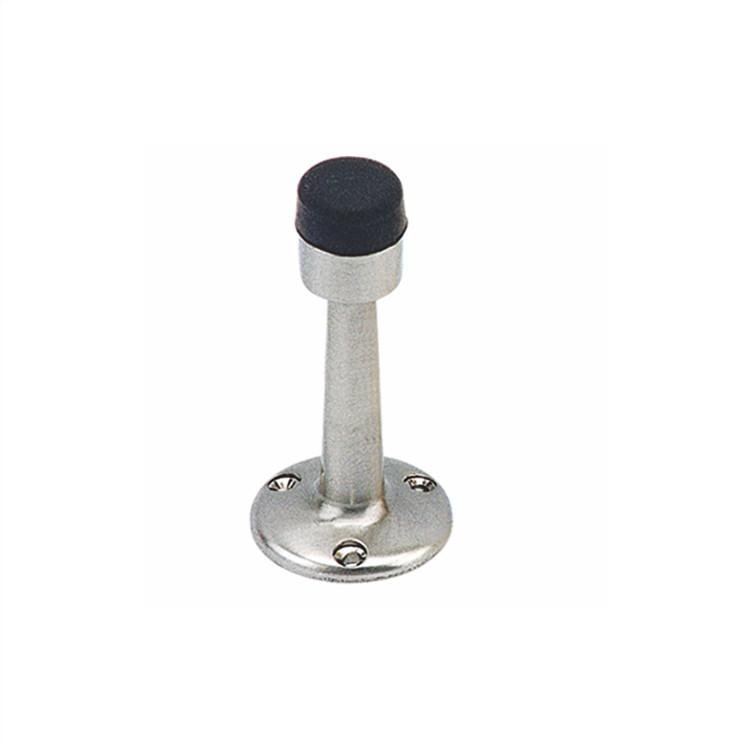 Wall mounted / door mounted znic alloy door stopper