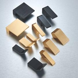 aluminum knobs