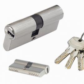 Maskter Key Mortise Door Lock Cylinder With 5 Brass Keys