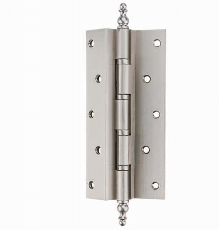 Polished Brass Bending Butt Hinge for Room Door