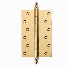 8 inch Brass Real ball bearing Door Hinges for Wooden door