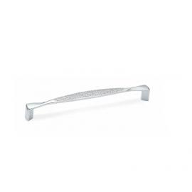 Crystal Furniture Handle Cabinets Acrylic Glass Zinc Metal Alloy Handles