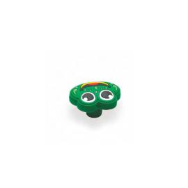 Frog-shaped furniture knob