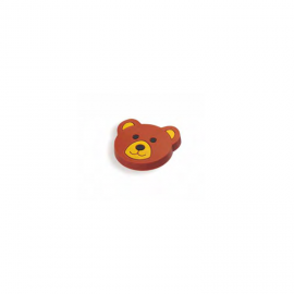 Cartoon Furniture Knob With Lovely Bear Image