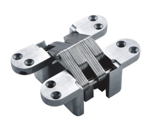 Zinc Alloy Shell Stainless Steel Core Concealed Door Hinge