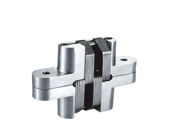 25x118mm Concealed Door Hinge with Zinc Spring