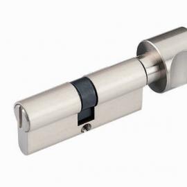 Bathroom Door Lock Cylinder with Round Knob