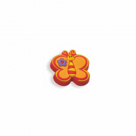 Cartoon Furniture Knob With Cute butterfly Pattern