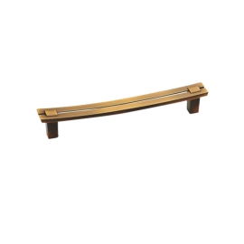 Square handle for hardware furniture