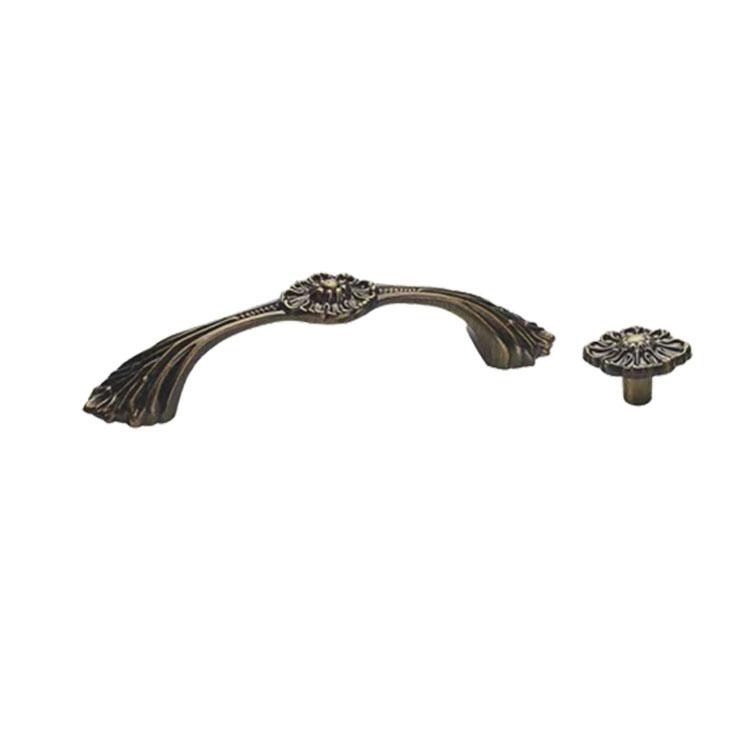 Stylish furniture pull knob for furniture