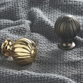 Round shaped cabinet knob dresser knob